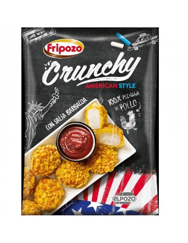 Crunchy de pollo