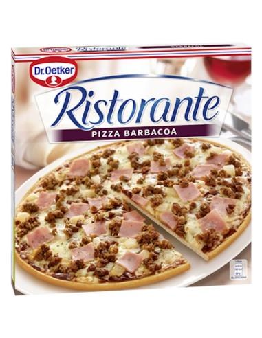 Pizza de barbacoa